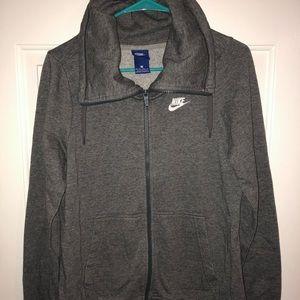 Women's Nike Cowlneck Hoodie